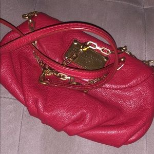 Red bag Marc Jacob